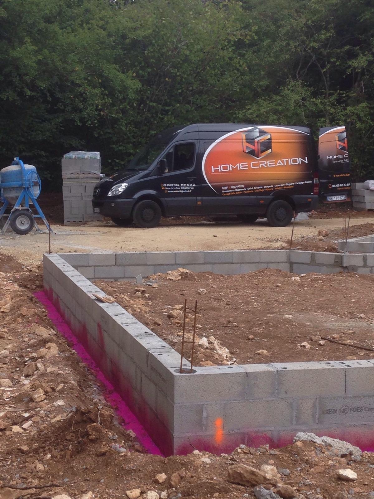 Construction neuve unique